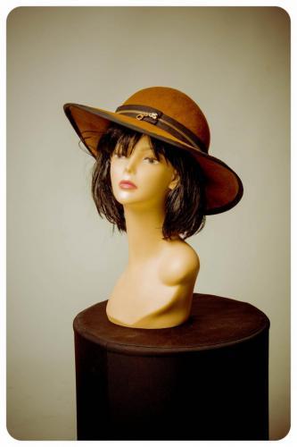 zipped hat